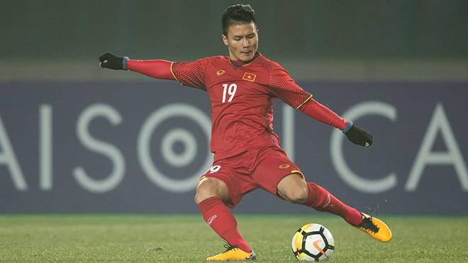 Báo nước ngoài: Asian Cup 2019 sẽ chứng kiến Quang Hải tiếp tục bùng nổ