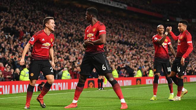 M.U 1-0 Tottenham: De Gea trở thành người hùng, M.U giành chiến thắng nghẹt thở