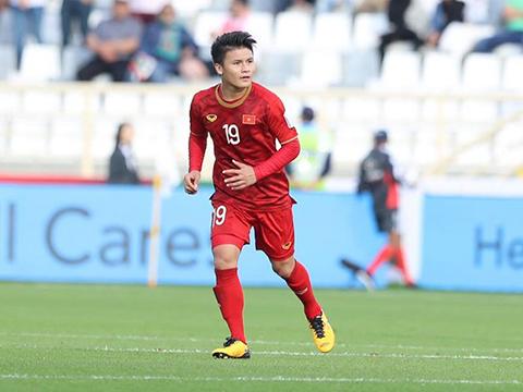 Quang Hải lọt vào Top 5 cầu thủ trẻ xuất sắc nhất vòng bảng Asian Cup 2019