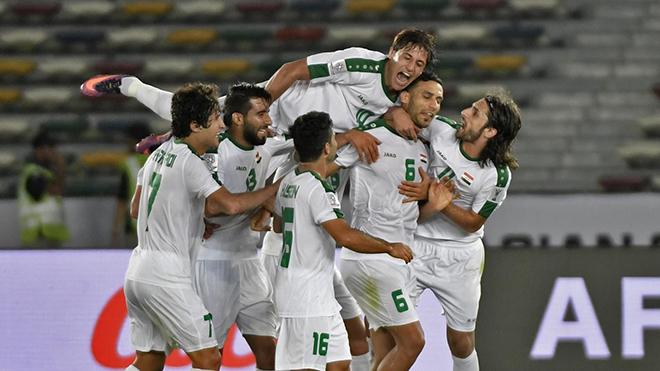 Ali Adnan, 'hung thần' của Văn Lâm: Người có cái chân trái 'ngoan nhất' bóng đá Iraq