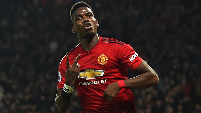 CĐV M.U bất bình vì Paul Pogba không được đề cử 'Cầu thủ xuất sắc nhất tháng 1'
