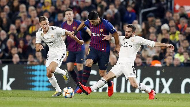 Barcelona, Real Madrid, kết quả bóng đá, kết quả Barca vs Real, kết quả bóng đá Barcelona vs Real Madrid, video Barcelona 1-1 Real Madrid, clip bàn thắng Real