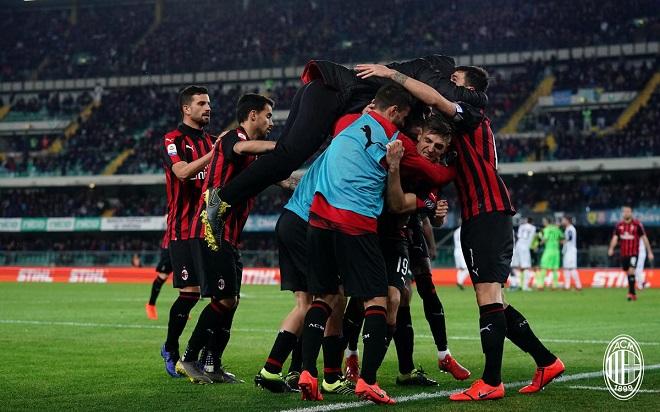 AC Milan, Milan, Chievo 1-2 AC Milan, kết quả Chievo 1-2 AC Milan, kết quả bóng đá Ý, lịch thi đấu bóng đá Ý Serie A, bảng xếp hạng bóng đá Ý, Serie A, kết quả AC Milan