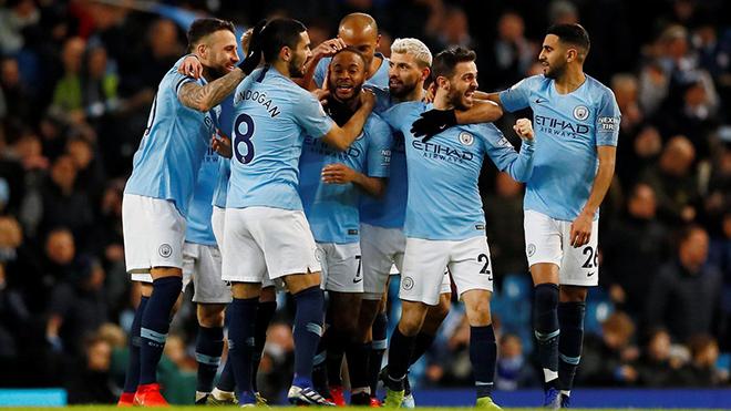 VIDEO Man City 3-1 Watford: Sterling lập hat-trick trong 13 phút, Man City gây áp lực lên Liverpool