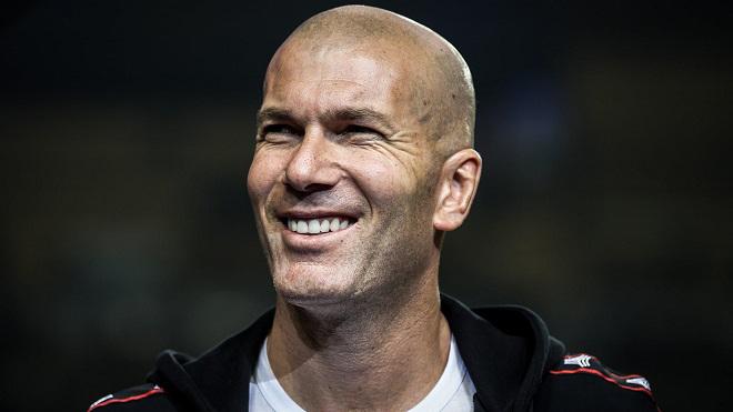 Zinedine Zidane trở lại Bernabeu: Giải cứu Real Madrid từ bóng tối