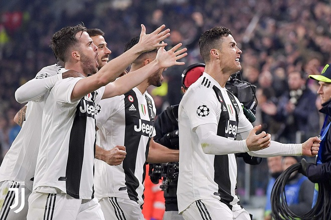 Ronaldo, Juventus 3-0 Atletico, Kết quả bóng đá, ket qua bong da, Kết quả Cúp C1, Ronaldo lập hat-trick, video clip Juventus 3-0 Atletico, Cristiano ronaldo