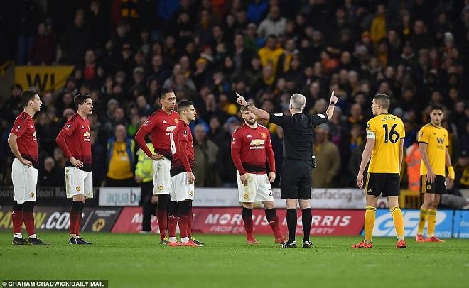 Wolves vs MU, Video Wolves vs MU, MU bị loại khỏi cúp FA, chuyển nhượng MU, tin tức chuyển nhượng MU mới nhất, Pogba hợp đồng, Jadon Sancho, Ole, Solskjaer, Sanchez