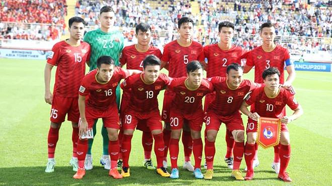 Việt Nam nằm ở nhóm hạt giống số mấy tại vòng loại World Cup 2022?