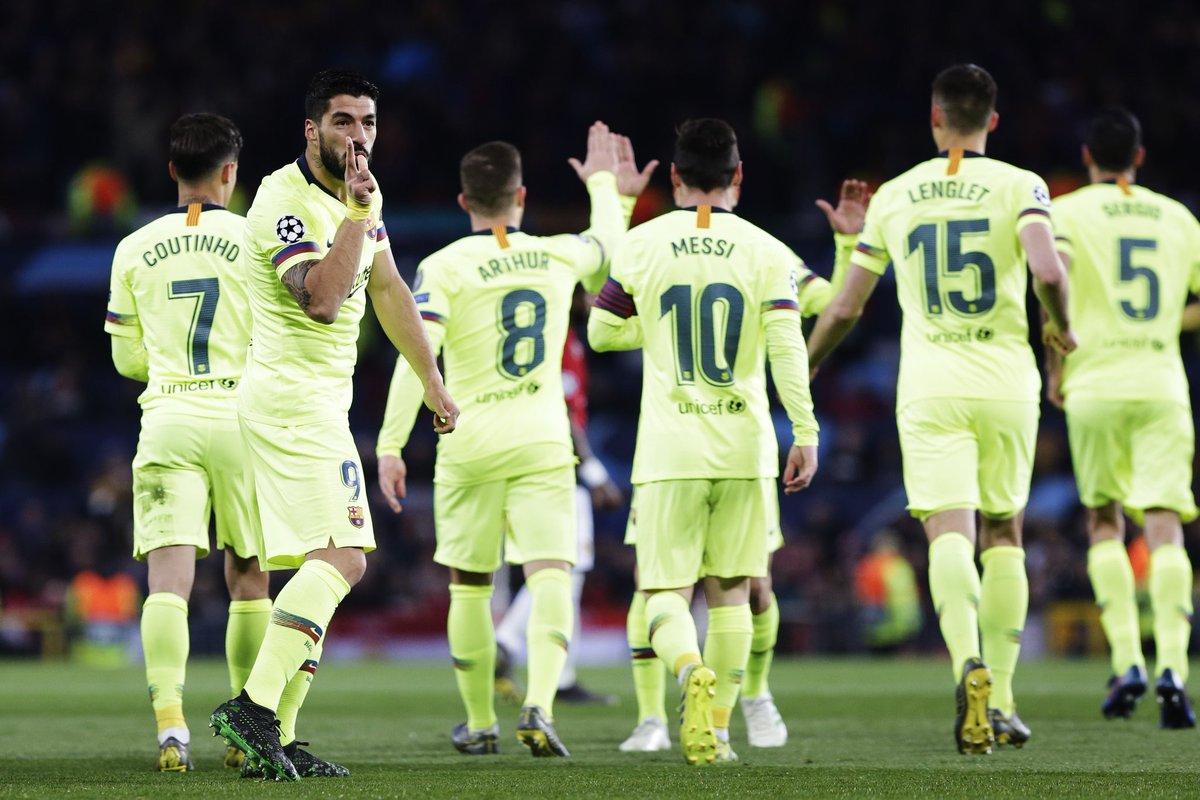 MU, Barca, MU vs Barca, MU 0-1 Barca, Barcelona, McTominay, Messi, Messi đổ máu, ket qua c1, ket qua MU vs Barca, video MU 0-1 Barca, lich thi dau c1, cup c1, c1