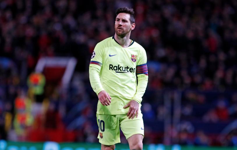 MU 0-1 Barca: McTominay xuất sắc, Messi đổ máu. Kết quả C1. Video MU vs Barca