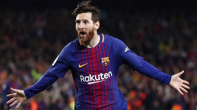 Leo Messi được tôn vinh là 'Nhân vật thể thao vĩ đại nhất mọi thời đại'