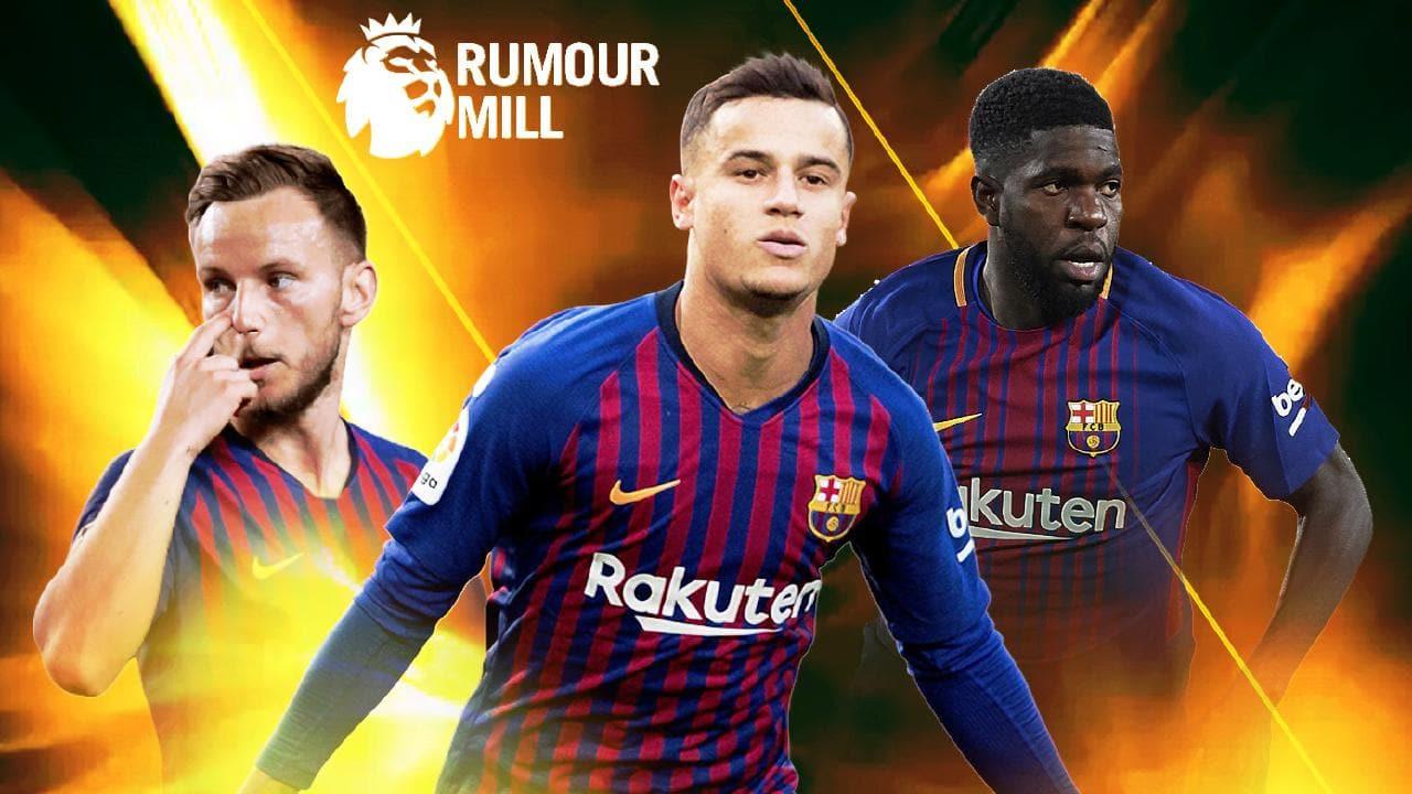 Chuyển nhượng Barcelona, chuyển nhượng Barca, Philippe Coutinho, Samuel Umtiti, Ivan Rakitic, Ernesto Valverde, Barcelona, Barca, chuyển nhượng mùa hè