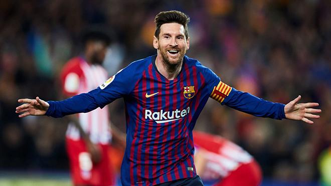 VIDEO Barcelona 2-0 Atletico Madrid: Messi lại tỏa sáng, Barca sắp vô địch, sẵn sàng gặp MU