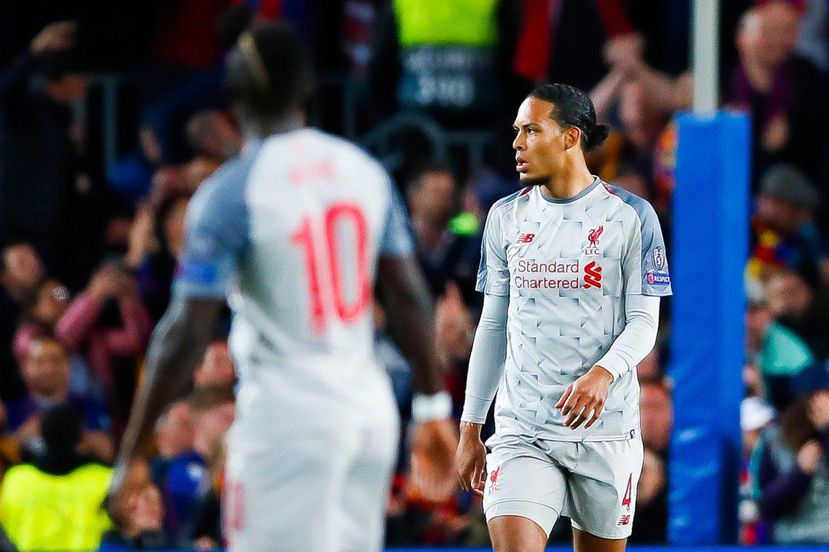 Kết quả Barcelona vs Liverpool, kết quả Barca Liverpool, video Barca vs Liverpool, kết quả bóng đá, ket qua bong da, kết quả cúp C1, Messi vs Van Dijk, kqbd