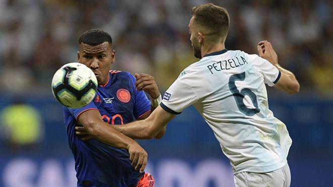 Argentina 0-2 Colombia: Leo Messi mờ nhạt, Argentina nhận thất bại trong trận ra quân