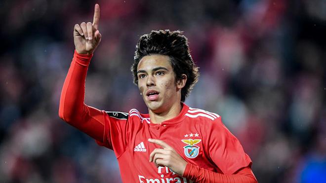 Vượt MU và Man City, Atletico đã ''ký hợp đồng và kiểm tra y tế'' với Joao Felix, giá 120 triệu euro