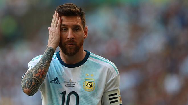 Leo Messi: 'Brazil vs Argentina là cặp đấu cân bằng, không đội nào mạnh hơn'