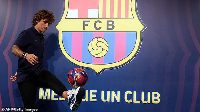 barca, chuyển nhượng barca, barcelona, griezmann, barca mua griezmann, atletico, griezmann gia nhập barca, lịch thi đấu bóng đá hôm nay, lịch du đấu Barca, bóng đá