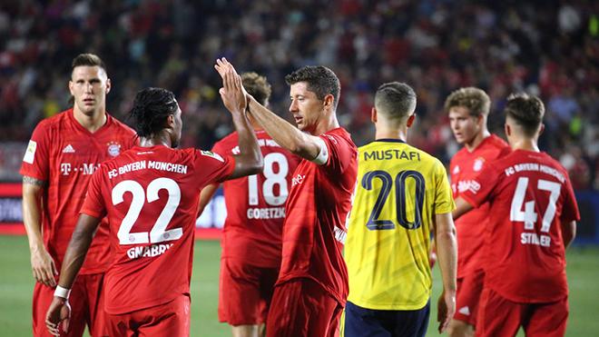 Real vs Bayern, truc tiep bong da, FPT Play, trực tiếp bóng đá, trực tiếp Real Madrid vs bayern Munich, trực tiếp Real đấu với Bayern Munich, trực tiếp icc cup
