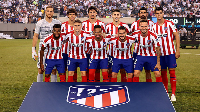 Truc tiep bong da, trực tiếp bóng đá, Atletico Madrid vs Juventus, trực tiếp Atletico đấu với Juve, bóng đá trực tuyến, ICC Cup 2019, FPT Play, lịch thi đấu bóng đá