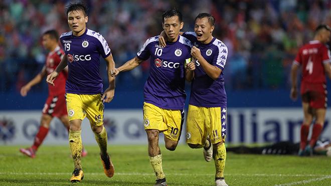Hà Nội FC vs Bình Dương: Tất cả vì chung kết lượt về AFC Cup 2019 (Trực tiếp VTV5)