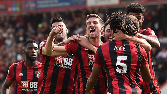 truc tiep bong da hôm nay, trực tiếp bóng đá, bóng đá trực tuyến, bong da, Bournemouth vs Man City, Bournemouth đấu với Man City, trực tiếp k+, k+, k+pm