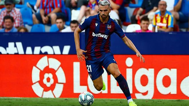 Ket qua bong da, kết quả bóng đá, bóng đá Tây Ban Nha, Real Madrid 3-2 Levante, kết quả bóng đá Tây Ban Nha, video clip bàn thắng Real vs Levante, Hazard, Benzema