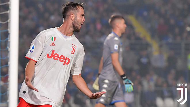 ket qua bong da, bong da, kết quả bóng đá, kết quả bóng đá Ý Serie A, Brescia 1-2 Juventus, Juventus, Ronaldo, truc tiep bong da hom nay, trực tiếp bóng đá, Pjanic