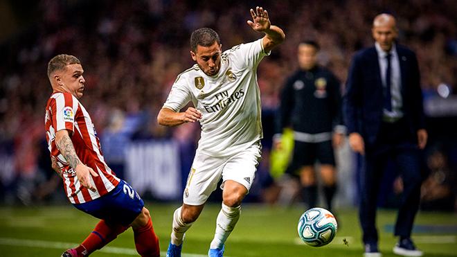 Bong da, bóng đá, ket qua bong da, kết quả bóng đá, lịch thi đấu bóng đá hôm nay, Atletico vs Real Madrid, BXH bóng đá Tây Ban Nha, BXH La Liga, Real Madrid, Hazard