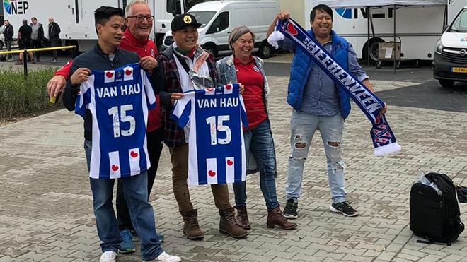 Bong da, bóng đá, ket qua bong da hôm nay, HTV thể thao, Bóng đá TV, VVV Venlo đấu với Heerenveen, kết quả bóng đá, BĐTV, ket qua, Đoàn Văn Hậu, Hà Lan, SC Heerenveen, CĐV, cộng đồng mạng