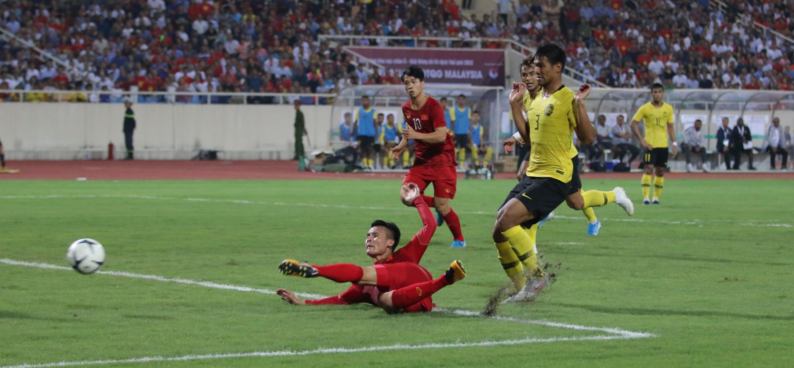 Bong da, bóng đá Việt Nam, Quang Hải, Lịch thi đấu bóng đá Việt Nam, bảng xếp hạng vòng loại World Cup bảng G, Việt Nam 1-0 Malaysia, lịch thi đấu đội tuyển Việt Nam