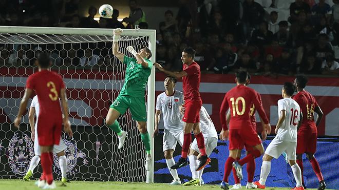 Indonesia 1-3 Việt Nam: 'Vết gợn' nhỏ nơi hàng phòng ngự