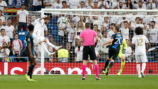 ket qua bong da hôm nay, kết quả bóng đá, kết quả Cúp C1, kết quả C1, truc tiep bong da hôm nay, trực tiếp bóng đá, Real Madrid 2-2 Club Brugge, Courtois, Real Madrid