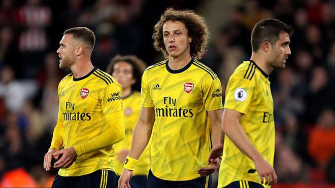 ket qua bong da hôm nay, kết quả bóng đá, Sheffield United 1-0 Arsenal, kết quả Sheffield United vs Arsenal, trực tiếp bóng đá, truc tiep bong da, Evra, Emery