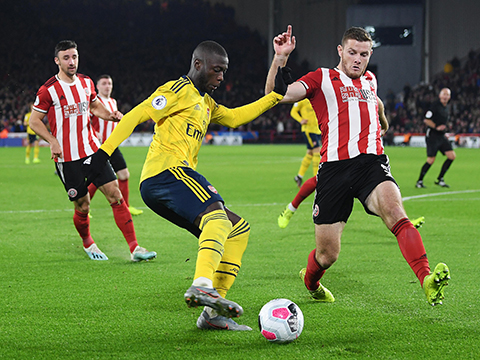 Patrice Evra: 'Tôi đã đúng khi gọi Arsenal là đội bóng của những đứa trẻ'