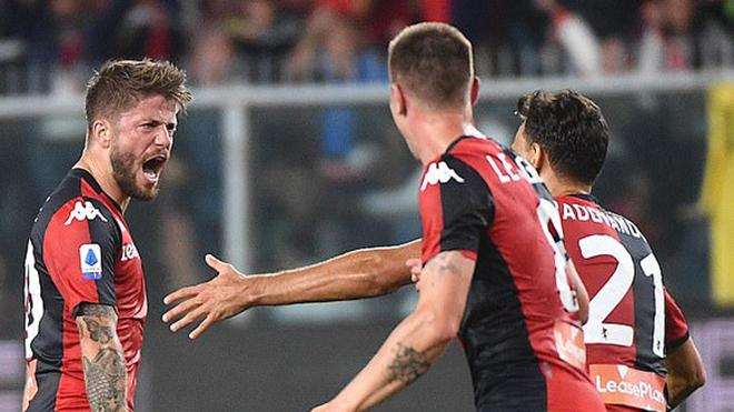 ket qua bong da, kết quả bóng đá, lich thi dau bong da hôm nay, bong da hom nay, truc tiep bong da hôm nay, AC Milan, Genoa 1-2 Milan, kết quả bóng đá Ý, Serie A, bong da