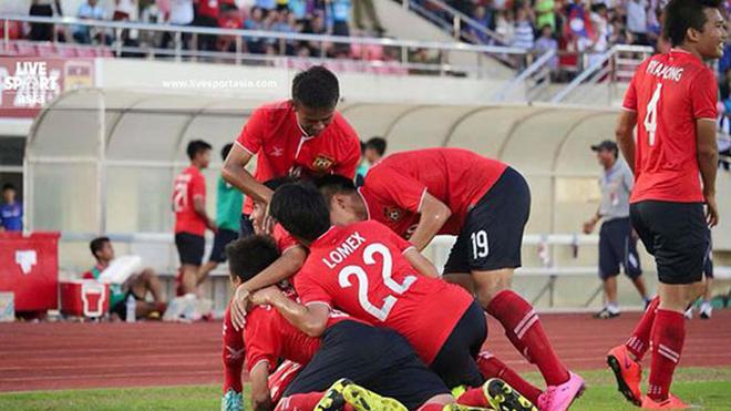 bóng đá, vòng loại U19 châu Á, U19 châu Á, U19 Thái Lan, U19 Thái Lan bị loại, U19 Lào, U19 Lào vượt qua vòng loại, U19 Việt Nam vs U19 Nhật Bản, U19 Việt Nam