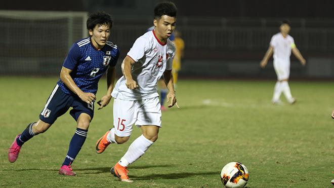 U19 Việt Nam CHÍNH THỨC giành vé dự VCK U19 châu Á 2020 sau trận hòa Nhật Bản