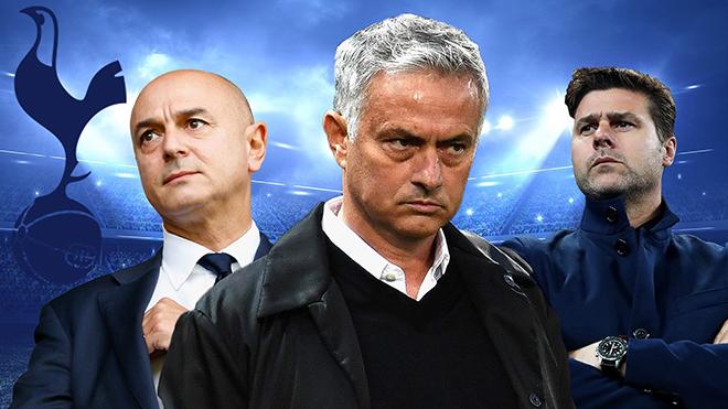 Bong da, bóng đá, Mourinho thay thế Pochettino, Mourinho dẫn dắt Tottenham, Mourinho, Pochettino, tin bóng đá MU, MU, Tottenham bổ nhiệm Mourinho, Ngoại hạng Anh, cúp C1