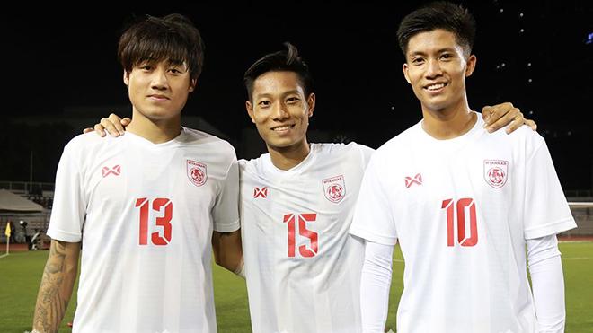 bong da, bóng đá hôm nay, truc tiep bong da, U22 Myanmar đấu với U22 Timor Leste. lich thi dau seagame30, lịch thi đấu bóng đá sea games 30, truc tiep vtv6, U22 Việt Nam