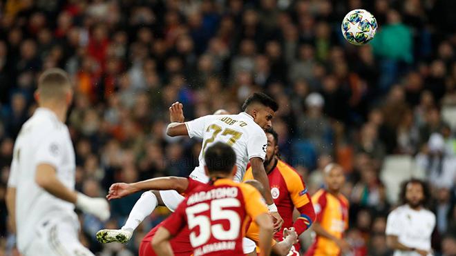 ket qua bong da hôm nay, kết quả bóng đá, ket qua bong da, kết quả Cúp C1, kết quả C1, Cúp C1, C1, Real Madrid, kết quả Real Madrid Galatasaray, Ramos, Rodrygo