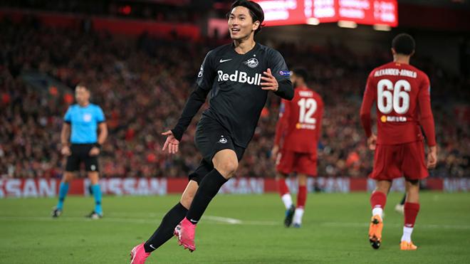 bong da, bóng đá, lich thi dau bong da hom nay, truc tiep bong da, trực tiếp bóng đá, chuyển nhượng Liverpool, Minamino gia nhập Liverpool, người quen tuyển Việt Nam