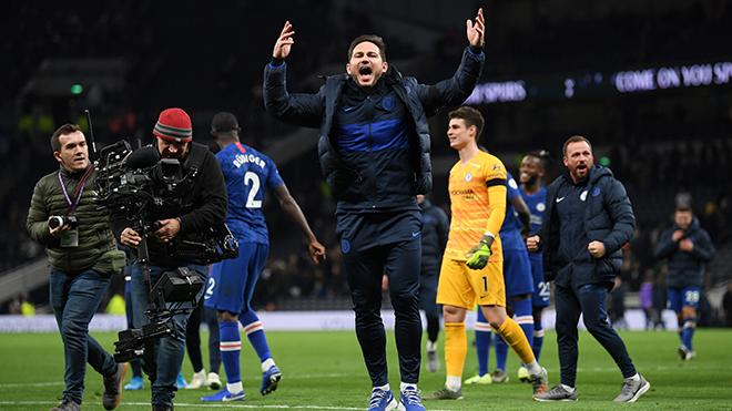 TRỰC TIẾP BÓNG ĐÁ: Arsenal vs Chelsea(21h00 ngày 29/12)