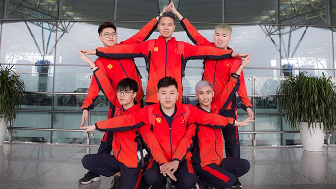 Đội tuyển Liên Quân Việt Nam chắc chắn có huy chương tại SEA Games 2019