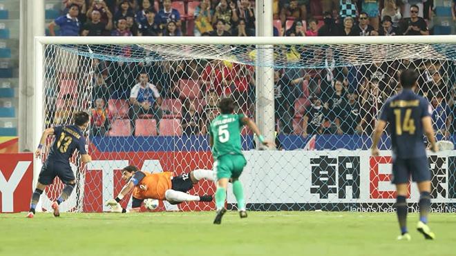 Bảng xếp hạng U23 châu Á, Kết quả bóng đá U23 Thái Lan đấu với Iraq, ket qua bong da hôm nay, kết quả bóng đá, VTV6, truc tiep bong da hom nay, U23 Thái Lan vs U23 Iraq