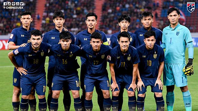 Xem bóng đá trực tiếp VTV6: U23 Thái Lan đấu với U23 Iraq, U23 châu Á 2020