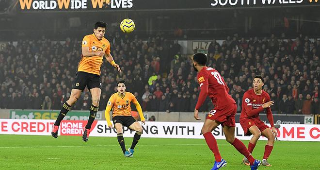 Ket qua bong da Anh, Wolves 1-2 Liverpool, Ket qua Liverpool, kết quả bóng đá hôm nay, tin tức bóng đá Anh, kết quả bóng đá Anh vòng 24, tin tuc bong da hom nay, kqbd