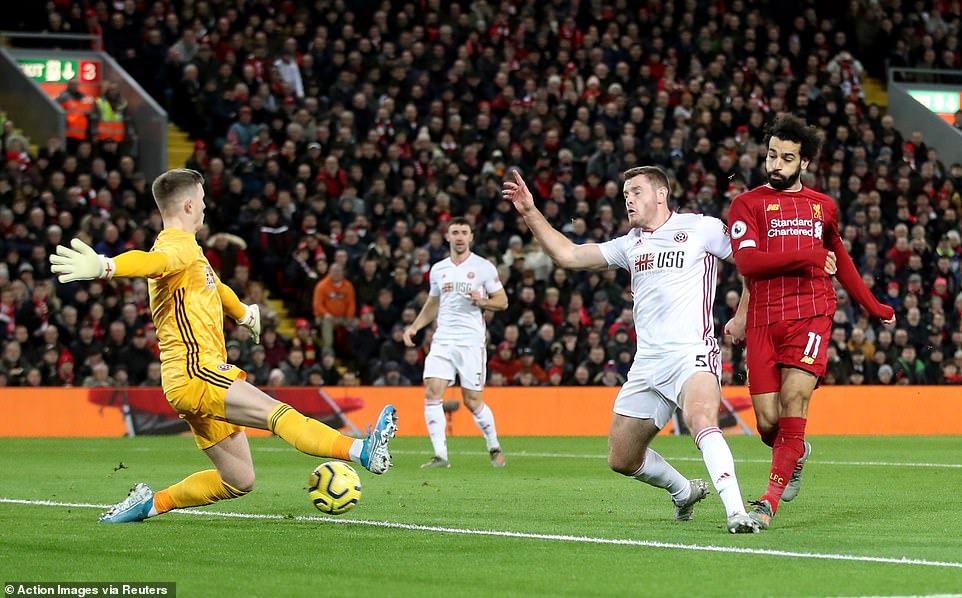 Ket qua bong da, Liverpool 2-0 Sheffield, Kết quả bóng đá Anh, BXH bóng đá Anh, Kết quả bóng đá Ngoại hạng Anh vòng 21, kết quả Liverpool đấu với Sheffield, kqbd