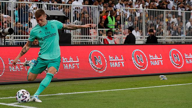 Ket qua bong da, Kết quả bóng đá hôm nay, Valencia 1-3 Real Madrid, kết quả siêu cúp Tây Ban Nha, Kroos, Real Madrid, tin tuc bong da hom nay, kết quả Real Madrid