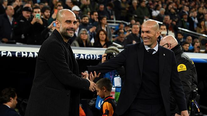 Pep Guardiola: 'Real Madrid có thể lật ngược tình thế trước Man City'